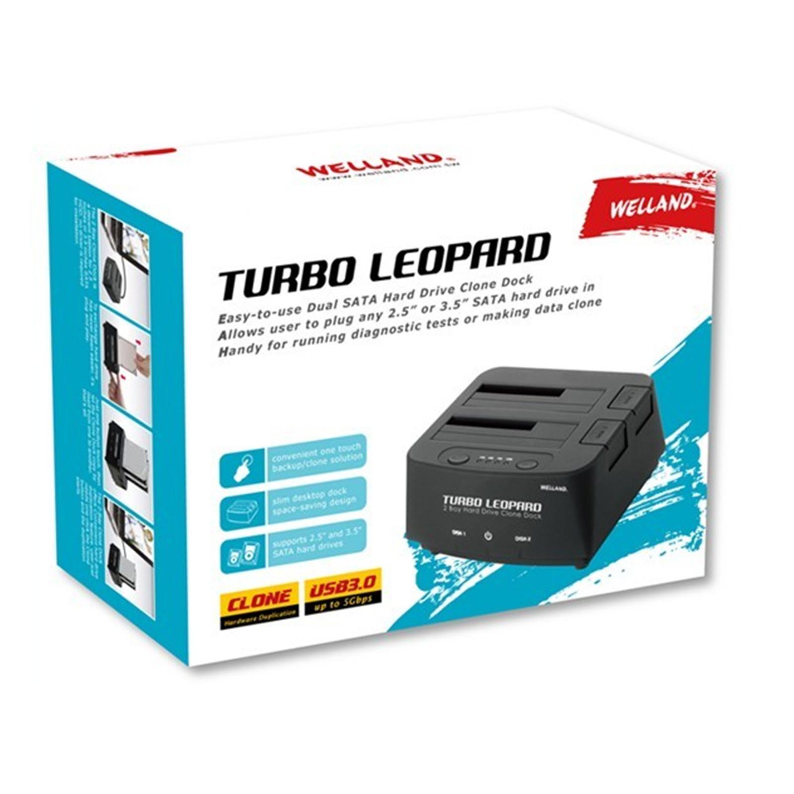 Buy The Welland Turbo Leopard Me 603e 25 35 Sata To Usb 30 Orico 6629us3 C Dual Bay External Hdd Docking Station Enclosure Black