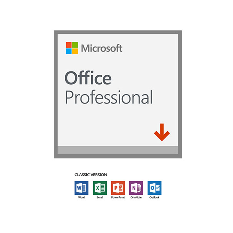 Buy the Microsoft OFFICE Professional 2019 Licence For 1