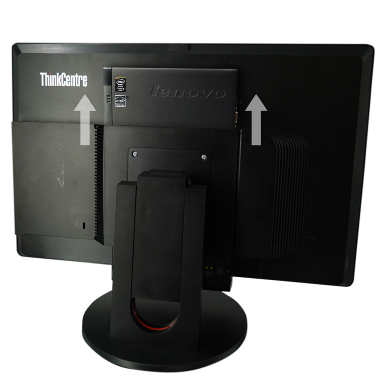 buy the lenovo thinkcentre tiny in one 23 all in one pc. Black Bedroom Furniture Sets. Home Design Ideas