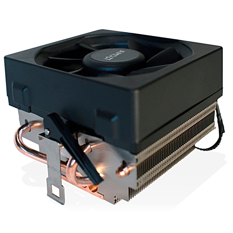 Buy the AMD Wraith Max Air Cooler with RGB LED, support AM4