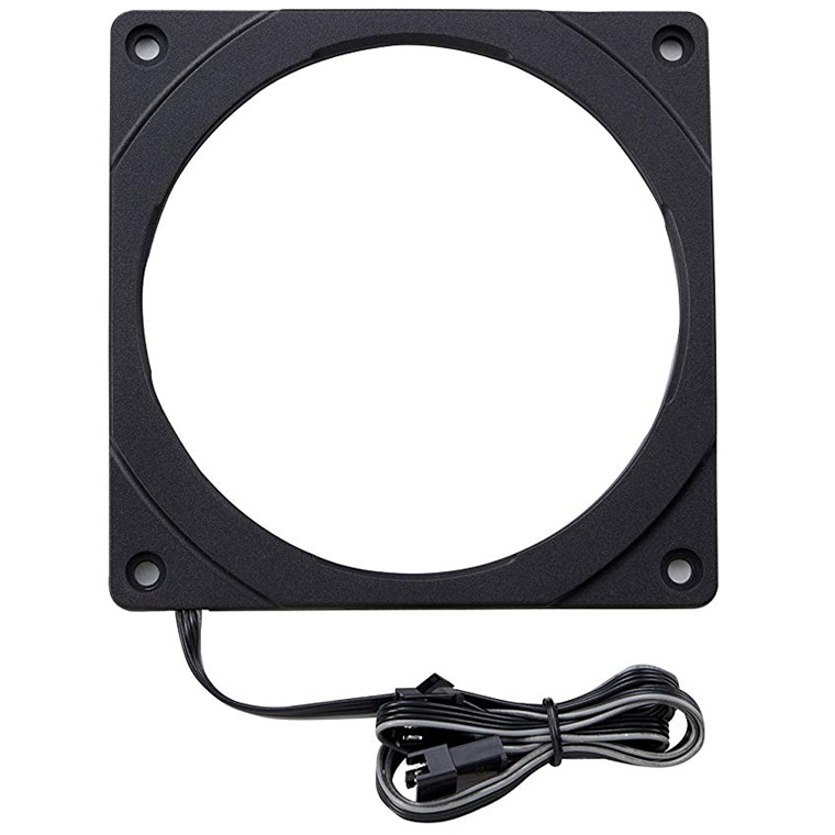 Buy the Phanteks Halos Digital RGB Fan Frame, 140mm, mounted