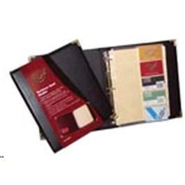 Buy the waterville business card binder w80 200 black w80 200 waterville business card binder w80 200 black reheart Choice Image