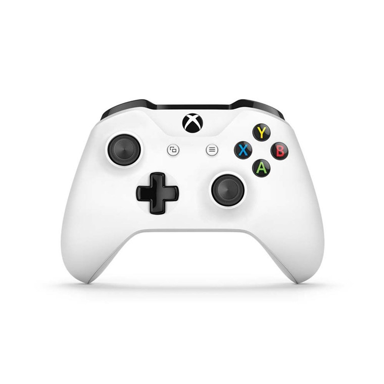 Buy the Microsoft Xbox One Wireless Controller White with