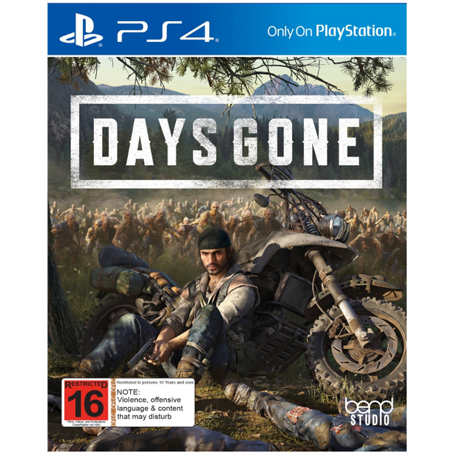 Buy the Sony Days Gone - PS4 ( GAMSNY1058 ) online - PBTech