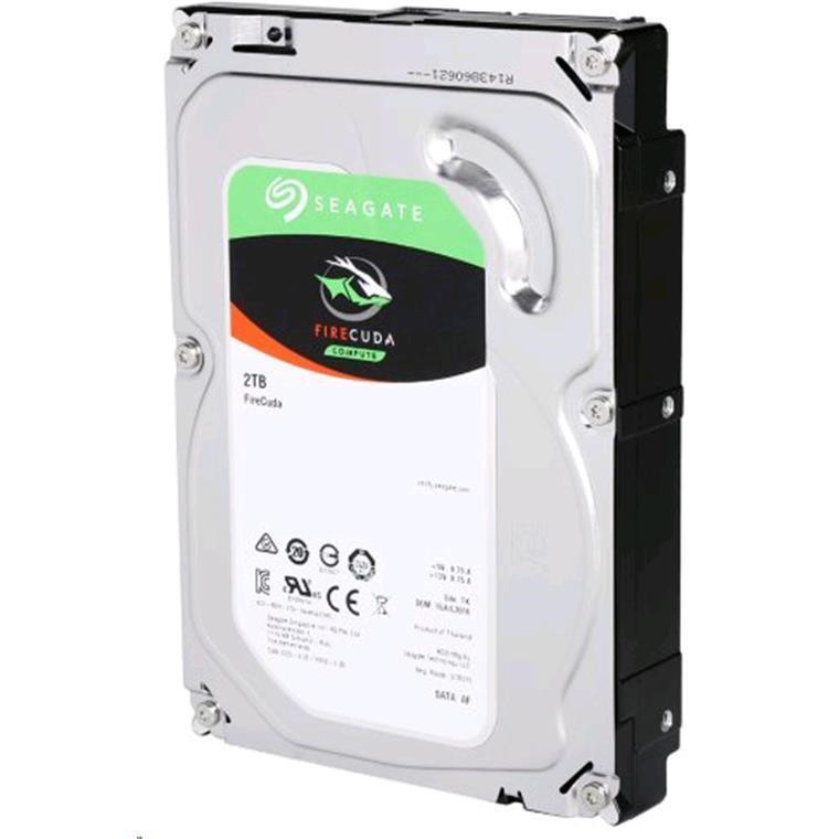 Seagate Firecuda 2tb 3 5 Desktop Solid State Hybrid Drives Sshd 8g Nand Flash 64mb Cache Sata 6 0gb S Ncq Drive Years