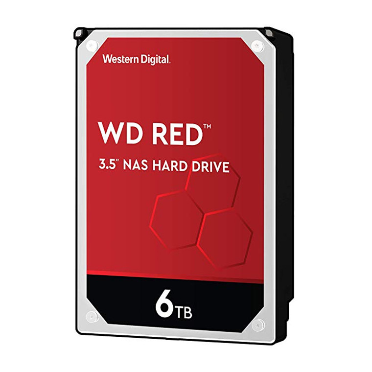 Buy the WD 6TB Red NAS HDD , 3 5