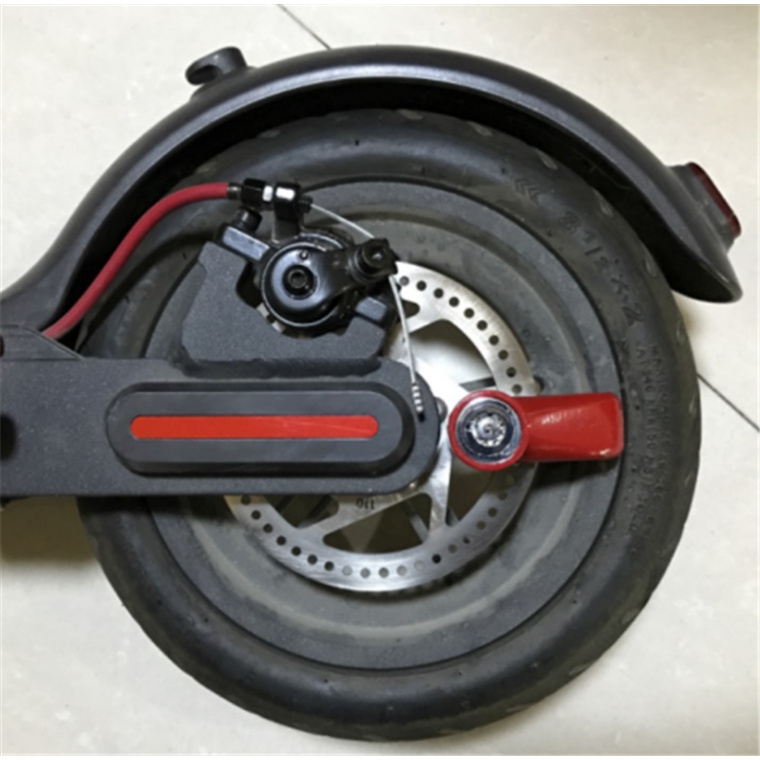Buy the Anti-Theft Disc Brakes Lock with Steel Wire for