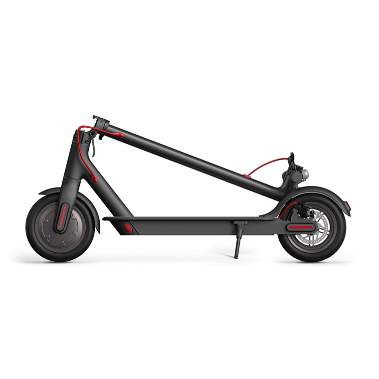 Buy the Xiaomi Mi Home M365 Electric Scooter Black MAX