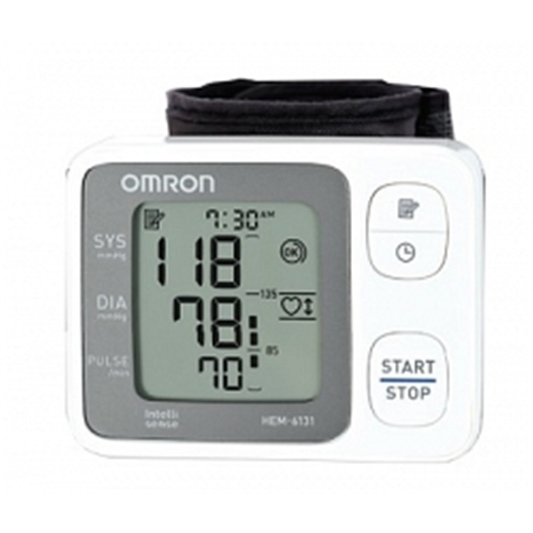 fd226d65835 Buy the Omron HEM6131 Deluxe Wrist Blood Pressure Monitor ( HEM6131 ...