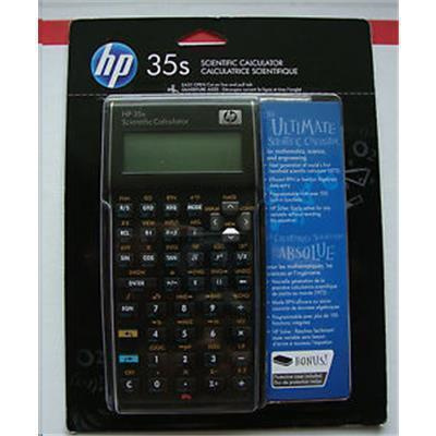 Buy the HP F2215AA 35s Scientific Calculator 100 Functions