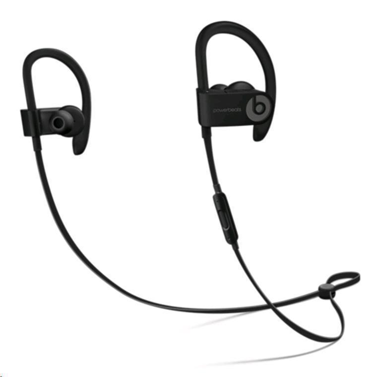 1eca69c6e12 Beats Powerbeats3 Wireless Sports Earphones - Black - Sweat resistant &  ideal for iPhone