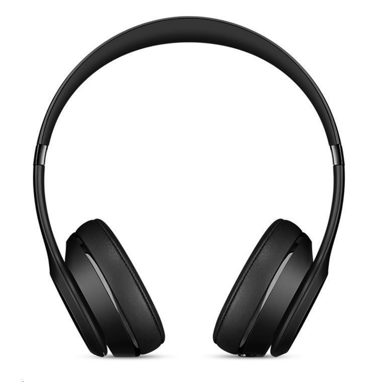Beats Solo3 Wireless On-Ear Headphones - Black Up to 40 hours of battery  life for multi-day use a790c4269654