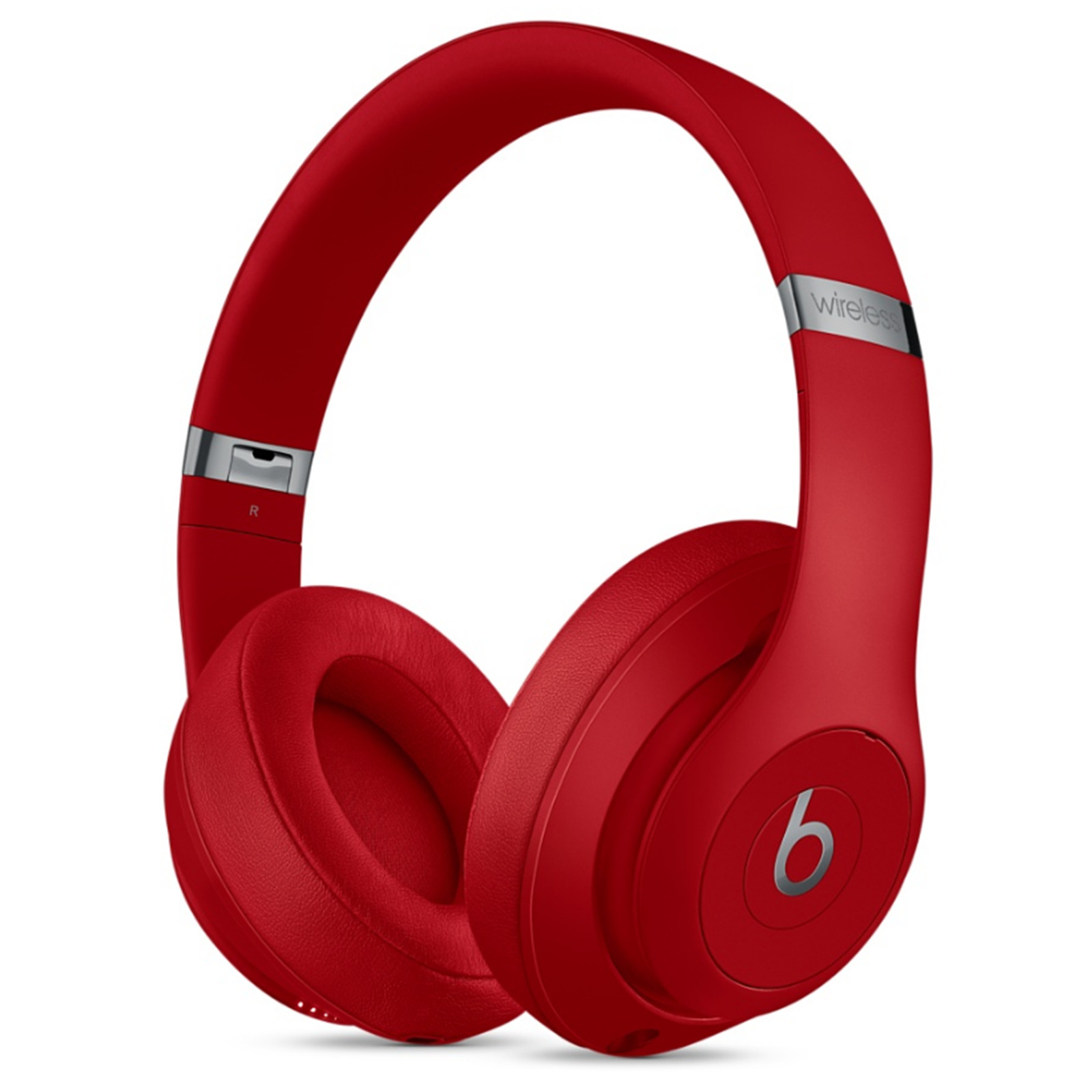 795721a55f2 Beats Studio3 Wireless Over-Ear Headphones - Red - with Pure Active Noise  Cancellation