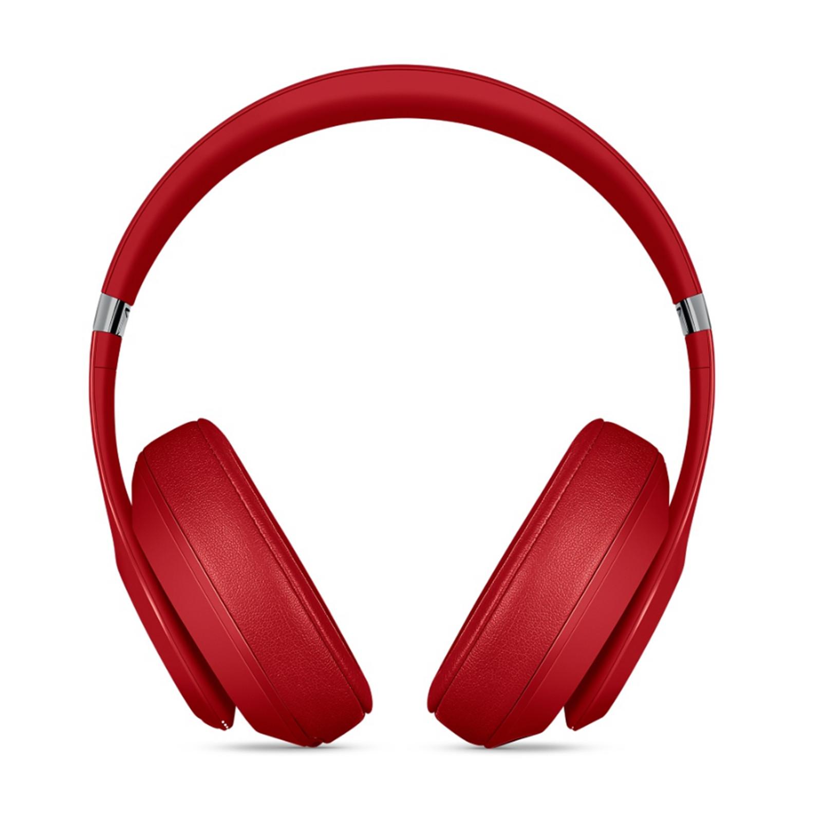Buy the Beats Studio3 Wireless Over-Ear Headphones - Red