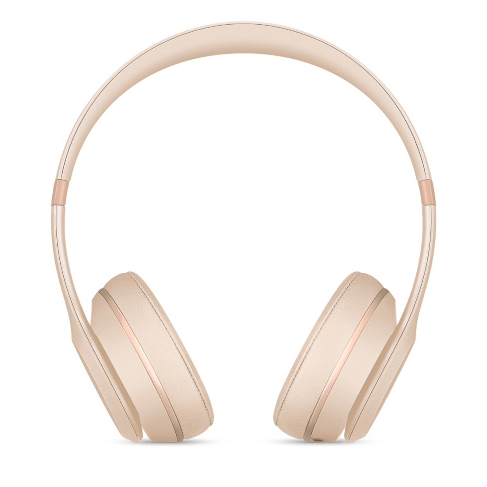 24e823a9152 Beats Solo3 Wireless On-Ear Headphones - Matte Gold Up to 40 hours of  battery life for multi-day use