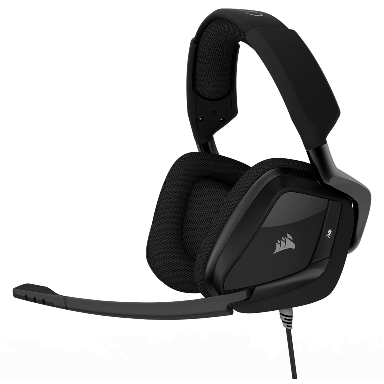 Buy the Corsair Void Pro USB Dolby 7 1 Surround Sound Gaming Headset -  BLACK,    ( CA-9011156-AP ) online