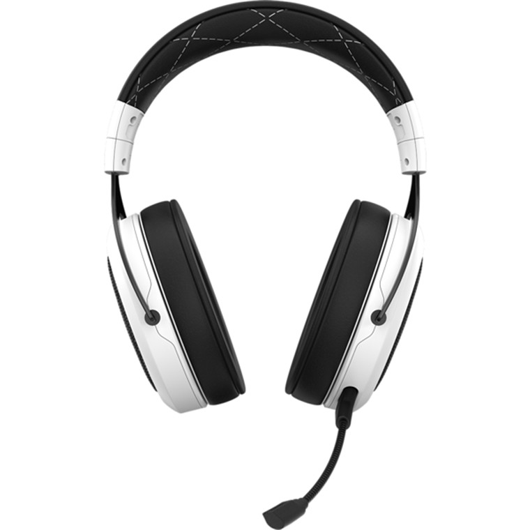 Buy the Corsair HS70 Wireless Surround Sound Gaming Headset - White (  CA-9011177-AP ) online