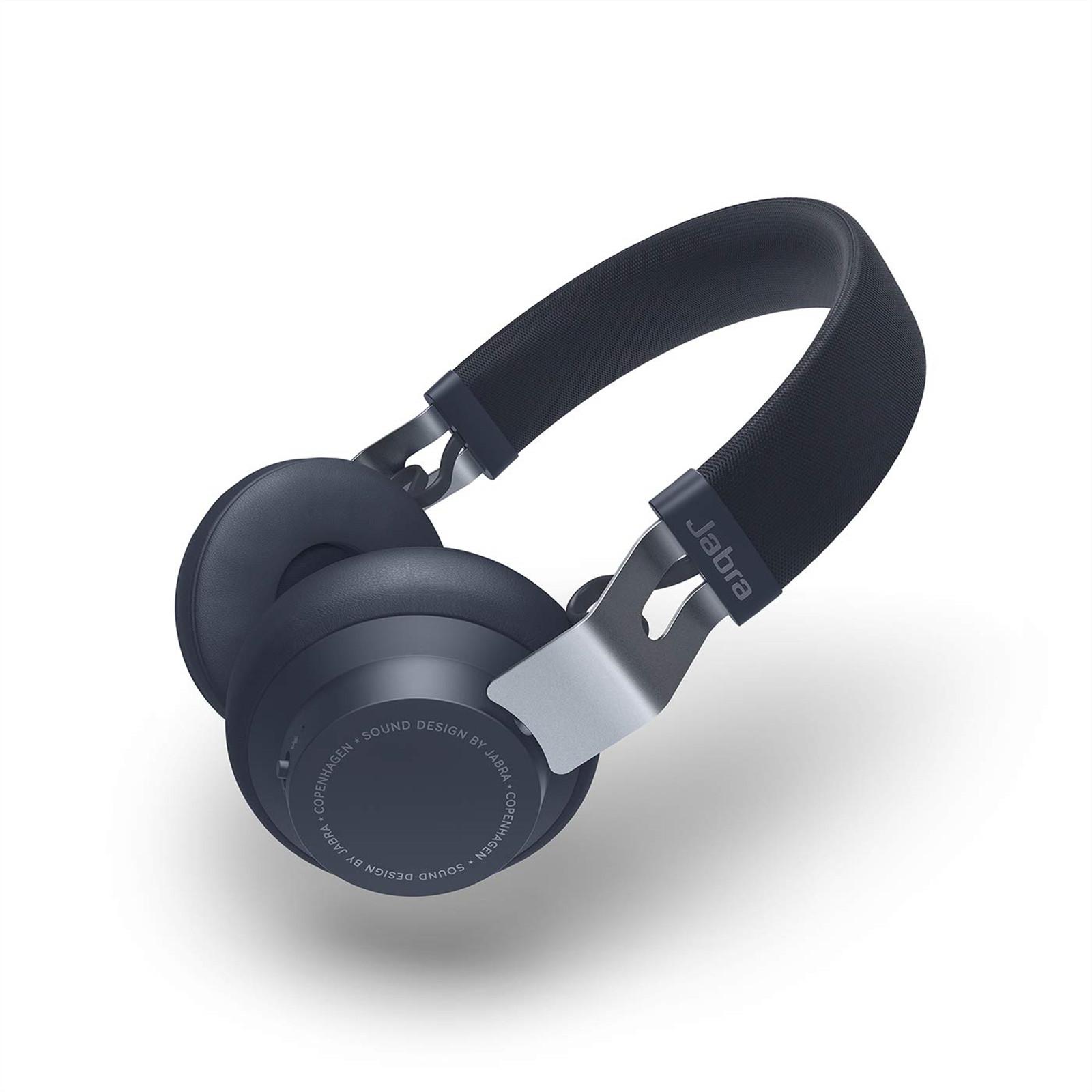 Buy the Jabra Move Style Edition (Navy Blue) Headphones
