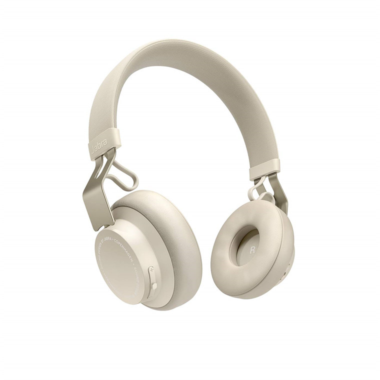 6a97487c5ea Jabra Move Style Edition (Gold Beige) Headphones Engineered for music on  the move. Unrivaled Wireless Sound