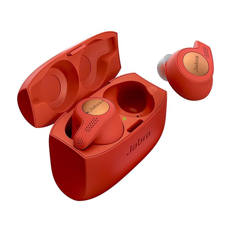 Buy Jabra Elite Active 65t Wireless Bluetooth Headphones: Buy The Jabra Elite Active 65t Copper Red 3rd Generation