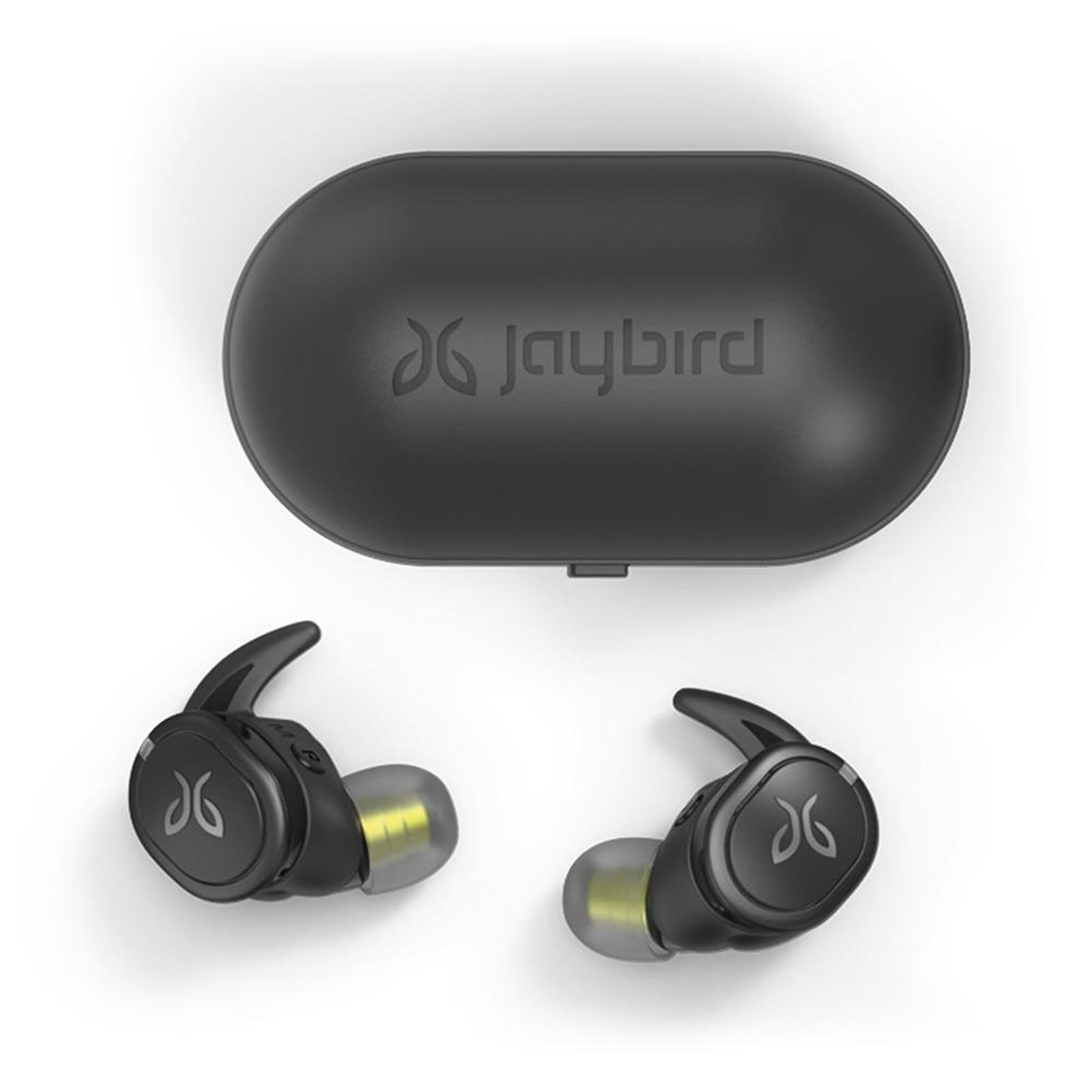7f885cac2a9 Jaybird Run XT True Wireless In-Ear Sports Headphones - Black Flash - IPX7  water & sweat resist, premium sound with EQ, fast charging, secure fit