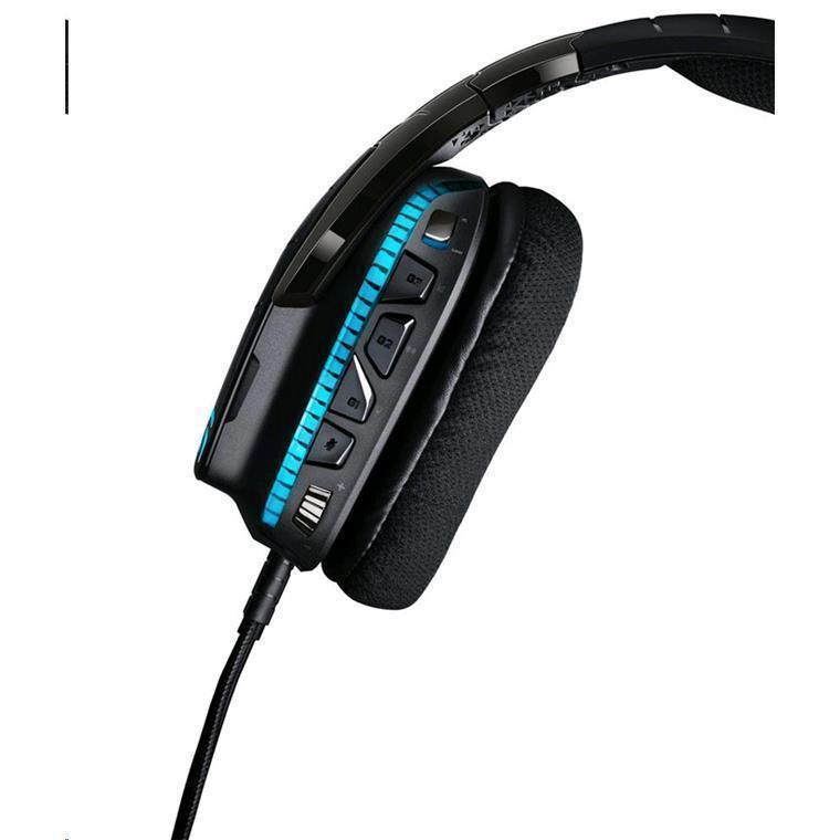 Buy the Logitech G633 Artemis Spectrum RGB 7 1 Surround