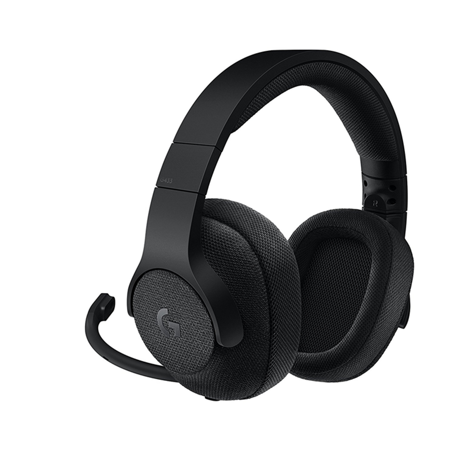 Buy the Logitech G433 7 1 Surround Sound USB Gaming Headset