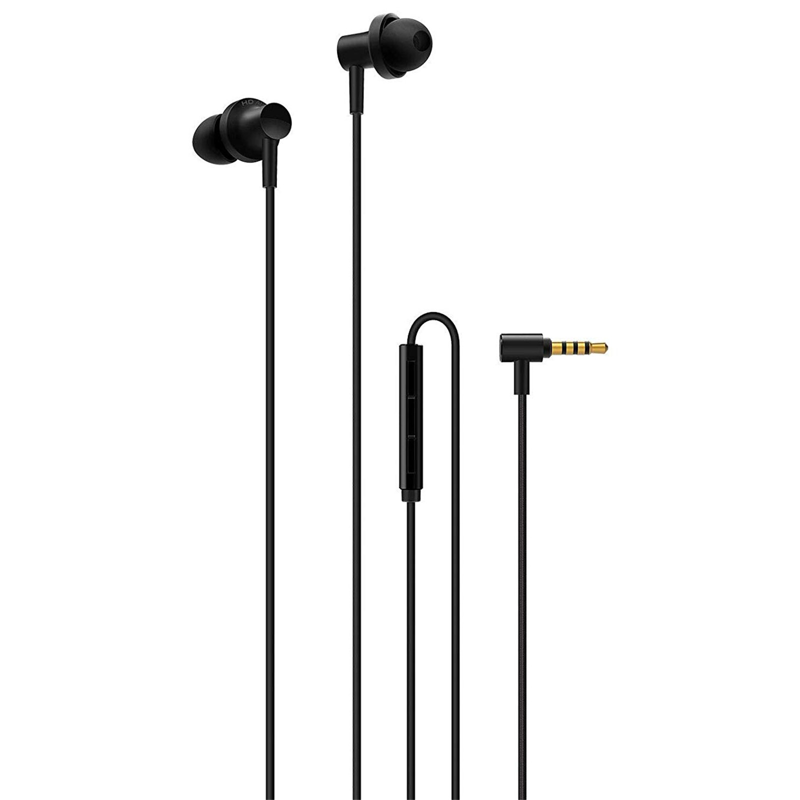 Xiaomi Mi In-Ear Headphones Black Pro 2 - Second generation Mi Piston / Quantie Pro earphones