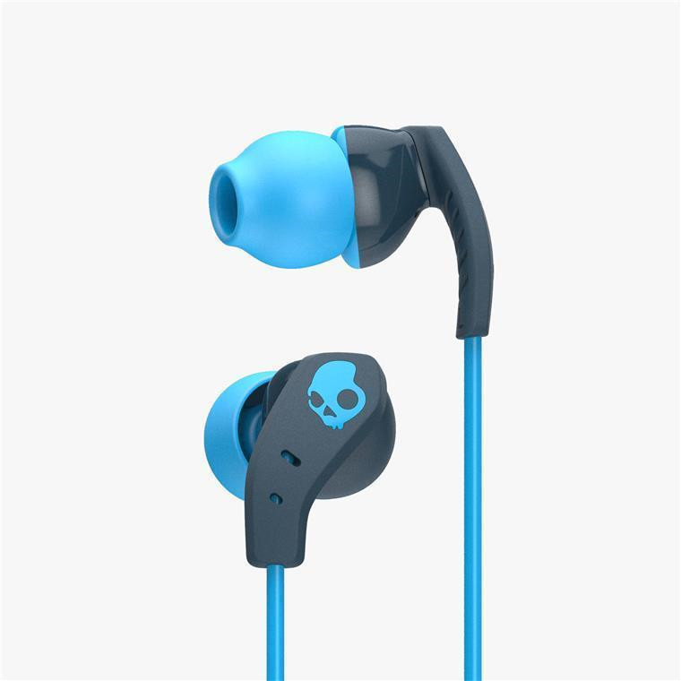 e592cb7b930 SkullCandy Method Sport In-Ear Headphones -NAVY/BLUE - with in-line  microphone