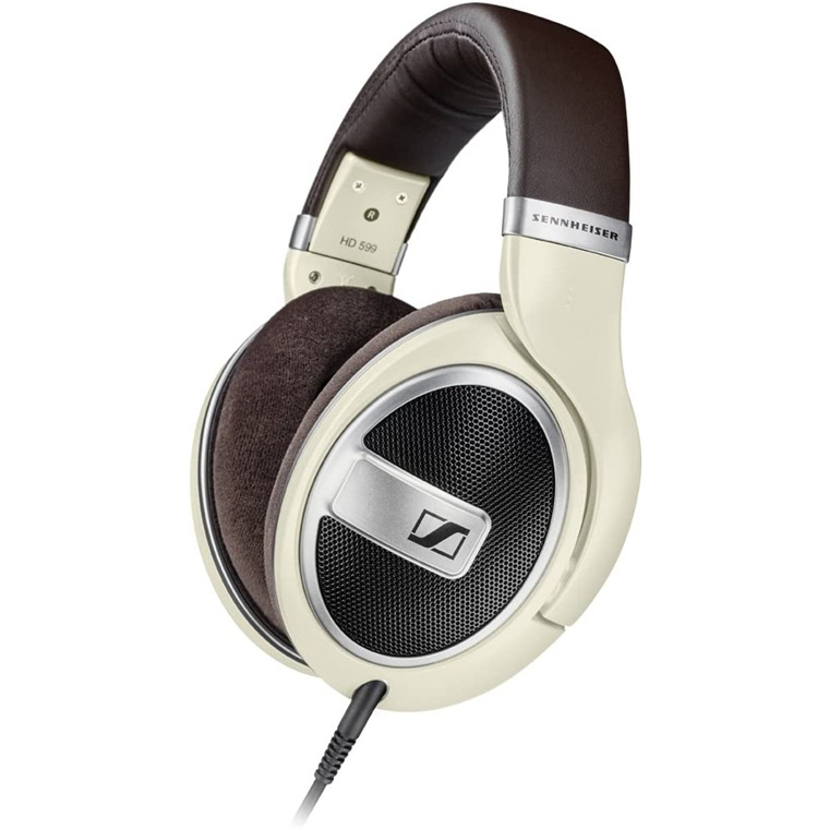 5930b562a93 Buy the Sennheiser HD 599 Open-Backed Over-Ear Premium Audiophile ...