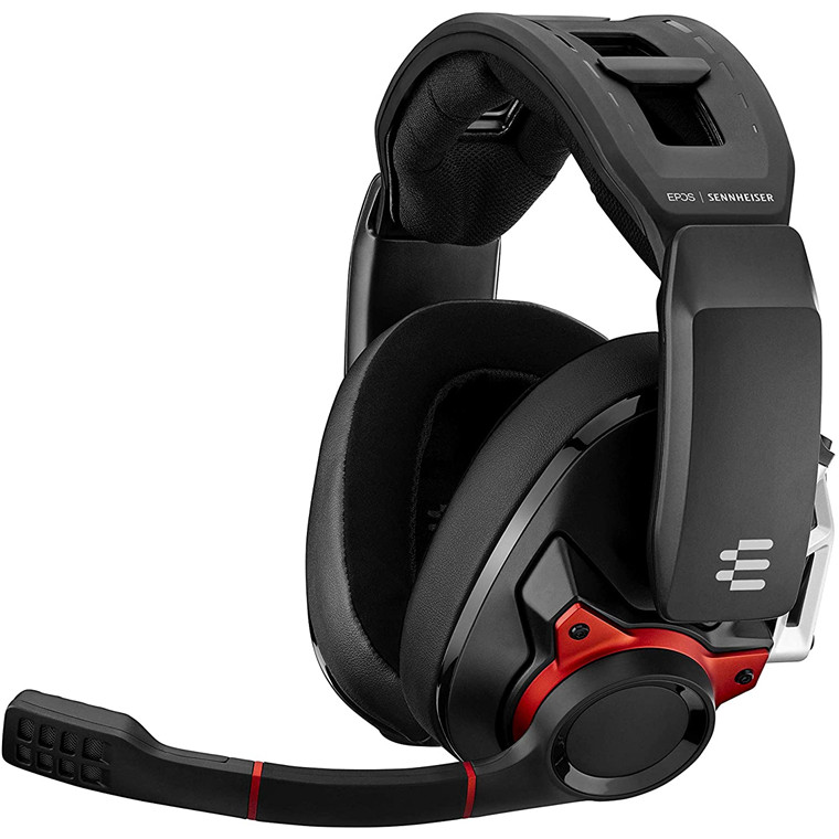 Sennheiser GSP 600 High end Gaming Headset Black Closed back with noise