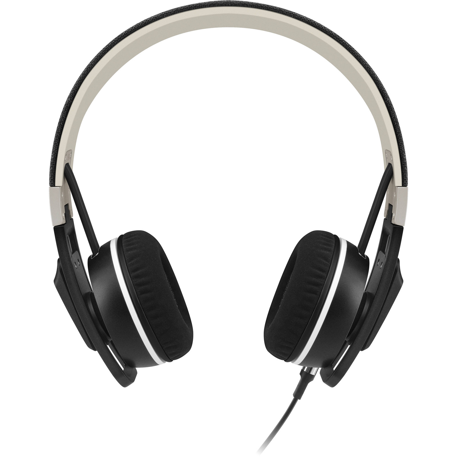 ba750a29614 Sennheiser Urbanite I On-Ear Headphones - Black - with in-line controls for  Apple iOS devices