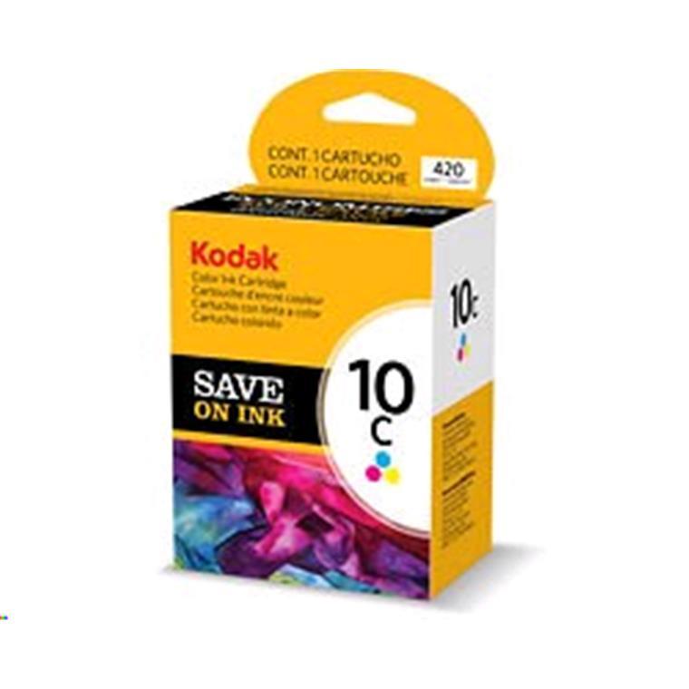 Buy the Kodak #10 Kodak Cartridge - Colour ( 8583510 ) online
