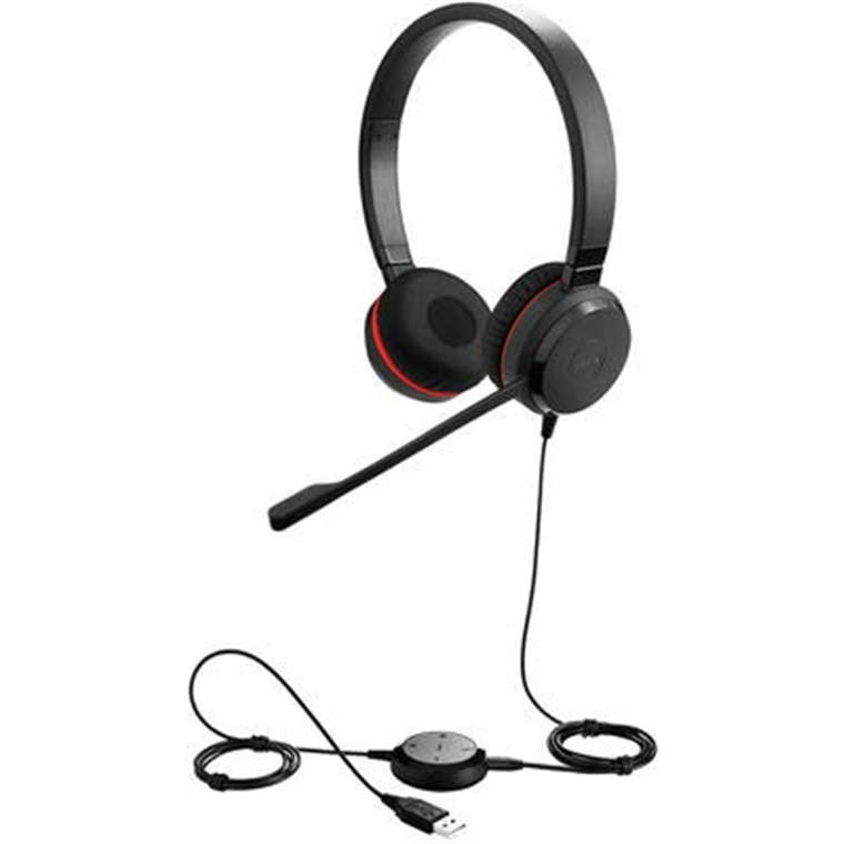 Buy the Jabra EVOLVE 30 II MS Stereo DSP wired - USB, 3 5 mm