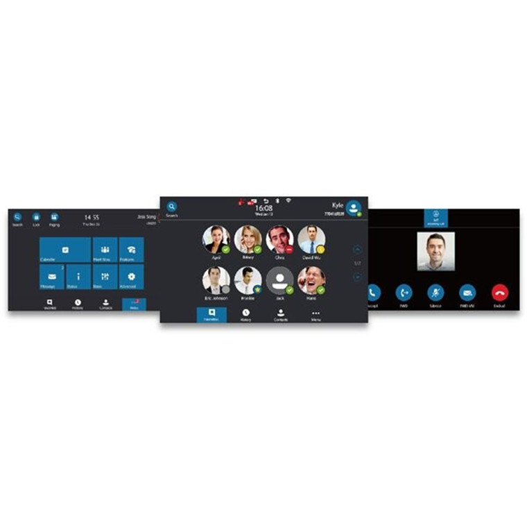 Buy the Yealink T46S Skype for business edition Optima HD