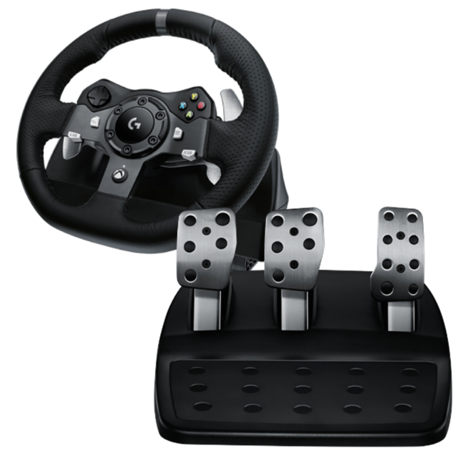 Buy the Logitech G920 Driving Force Racing Wheel Gaming for