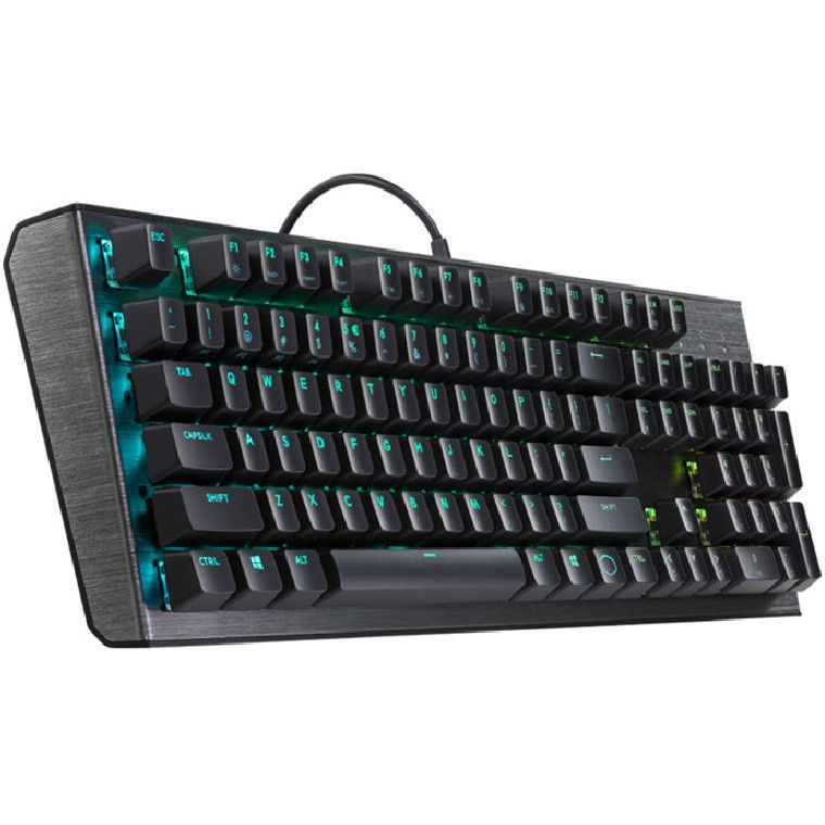 Buy the Cooler Master CK550 RGB Mechanical Gaming Keyboard - Gateron  Brown    ( CK-550-GKGM1-US ) online