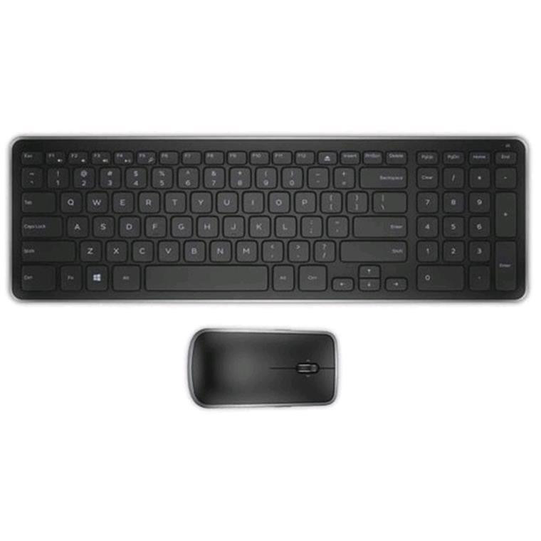 c8c0b9ec02e Dell KM714 USB Wireless Keyboard and 2.4 GHz Mouse combination
