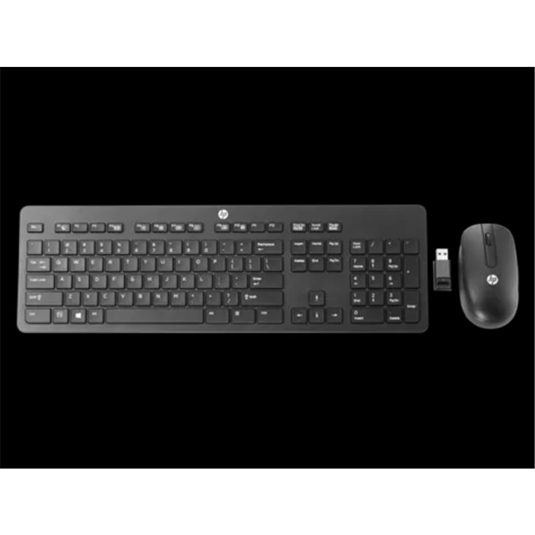 Buy the HP N3R88AA Wireless Business Slim Keyboard and Mouse