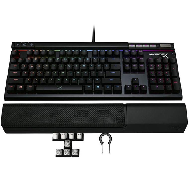 buy the kingston hyperx alloy elite rgb mechanical keyboard mx red