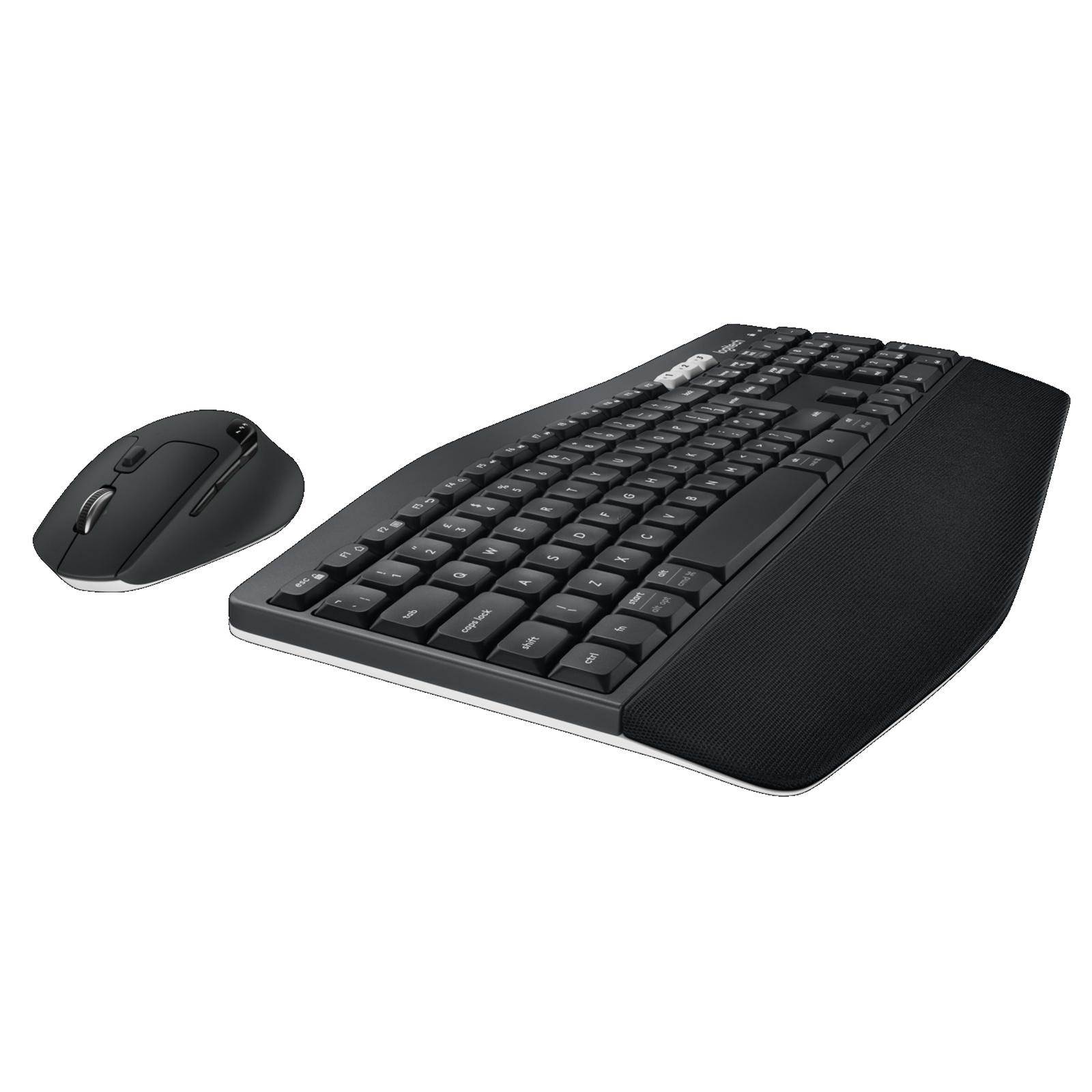 Buy the Logitech MK850 Performance Wireless Desktop Keyboard