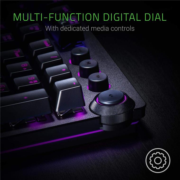 Buy the Razer Huntsman Elite Opto-Mechanical RGB Gaming