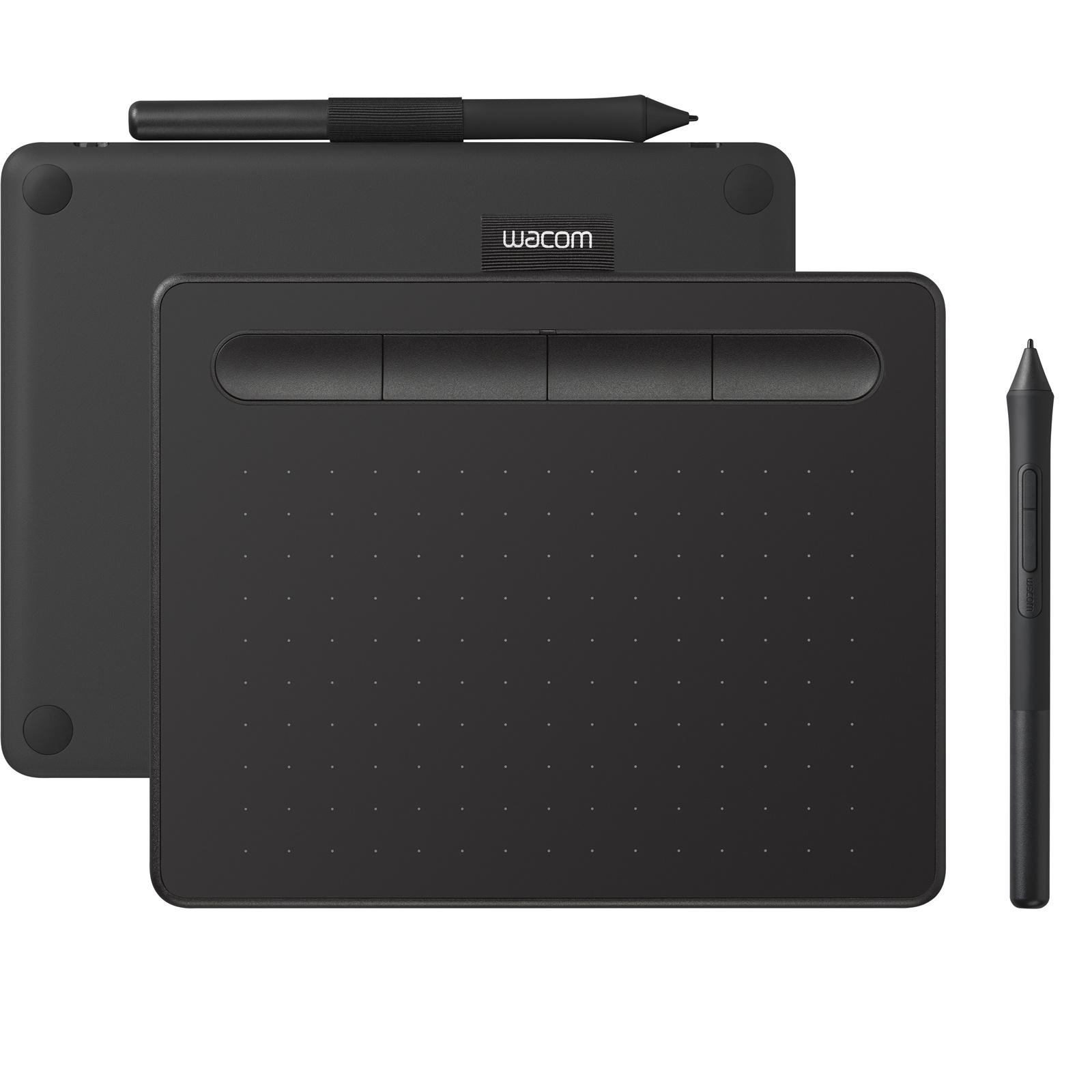 WACOM INTUOS SMALL CTL-4100WL/K0-C BLUETOOTH BLACK