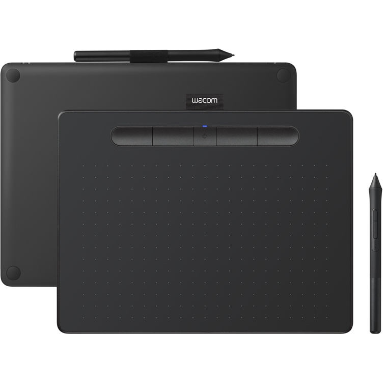 WACOM INTUOS MEDIUM CTL-6100WL/K0-C BLUETOOTH BLACK