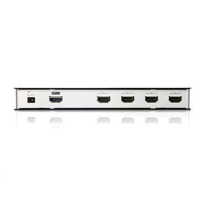 Buy the Aten VS184B 4 Port True 4K HDMI Splitter ( VS184B