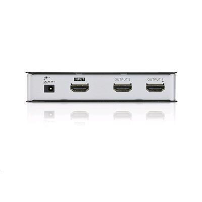 Buy the Aten VS182A 2 Port 4K HDMI Splitter ( VS182A