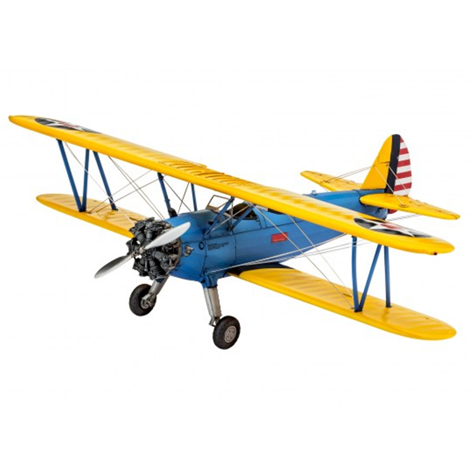 Buy the Revell - 1/48 - Stearman PT-17 Kaydet ( Revell RV03957