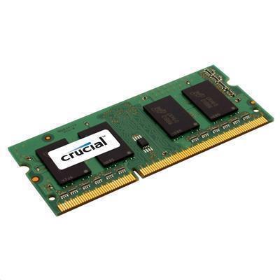 Buy The Crucial 4gb Laptop Ddr3 1600mhz Sodimm 1 35v 1 5v 204pin Non
