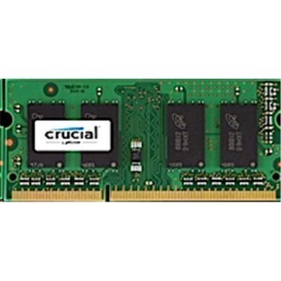 Buy The Crucial 8gb Laptop Ddr3 1600mhz Sodimm 1 35v 1 5v 204pin Non