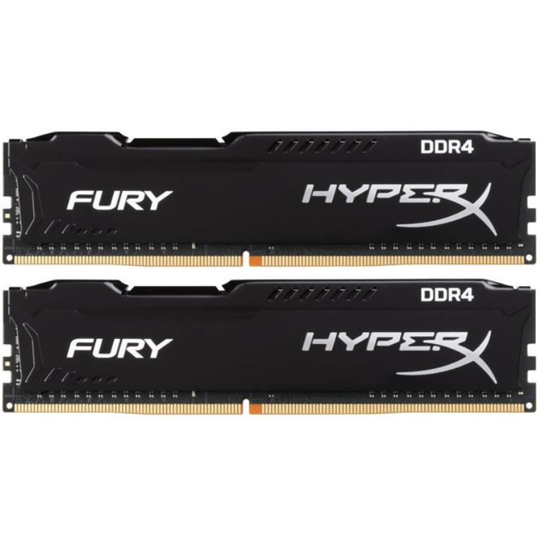 Buy the Kingston HyperX Fury 16GB RAM (2 x 8GB) DDR4-2666MHz CL16